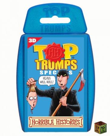 Top Trumps - у нас о таком и не слы