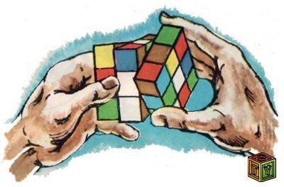 Формула сборки Кубика Рубика