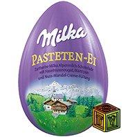 Пасхальные шоколадные яйца Kinder-Surprise