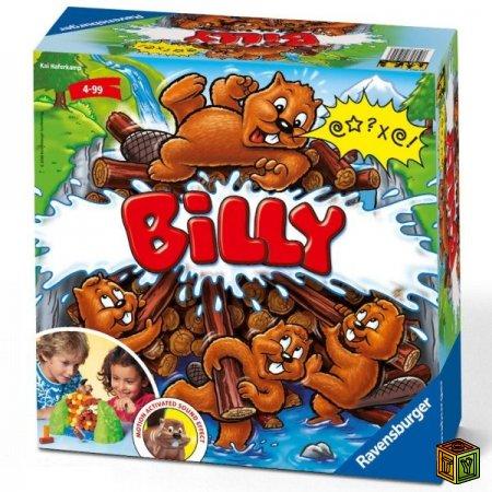 Настольная игра Веселый бобер Билли