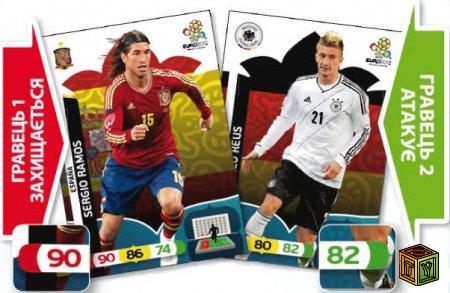 Евро 2012 от Panini