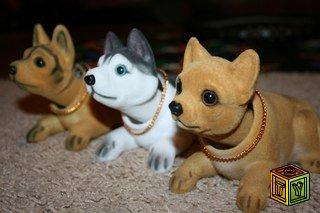 игрушки для четырехколесного друга