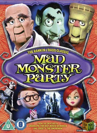 Фигурки Mad Party Monster