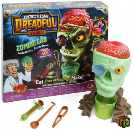 Doctor Dreadful Zombie