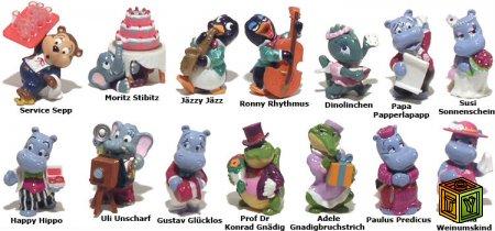 Свадьба Happy Hippo 1999 года