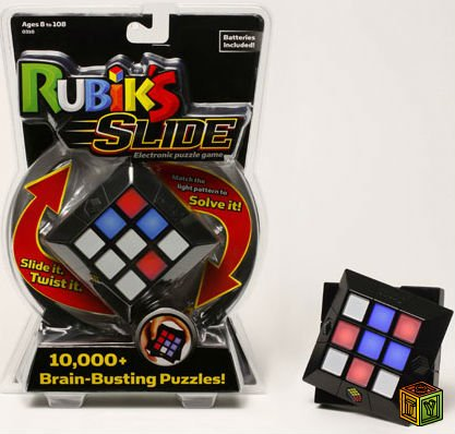 Плоский Кубик Рубик