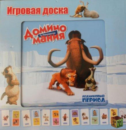 Ice Age - Домино Мания Перекрёсток