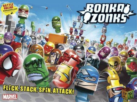 Bonkazonks новые игрушки от Hasbro