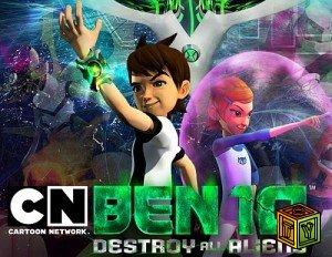 Бен 10 в 3D