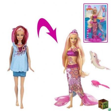 Кукла Barbie - Русалка Мерлиа
