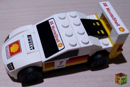 Акция от Shell, Lego и Ferrari
