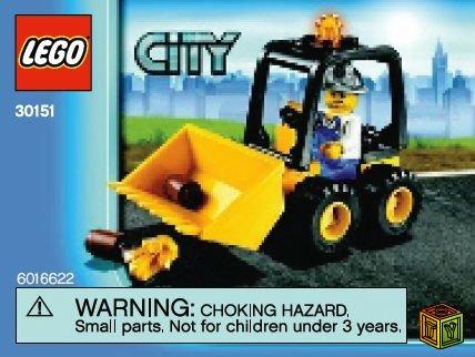 Золотая лихорадка Lego Mining
