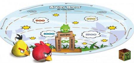 Angry Birds новая настольная игра