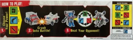 Трансформеры Бот Шот от Hasbro