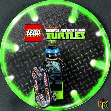 Lego Черепашки Ниндзя