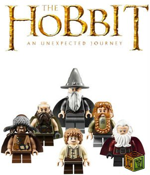 Новое LEGO The Hobbit