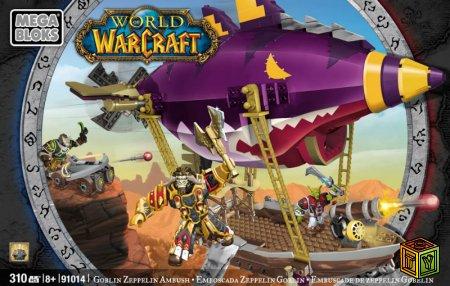 Конструктор Mega Bloks WarCraft