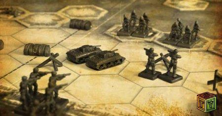 Настольная игра Мир Танков