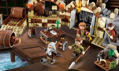 Новое LEGO The Hobbit