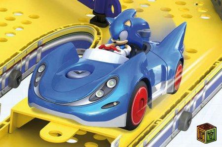Sonic HotWheels