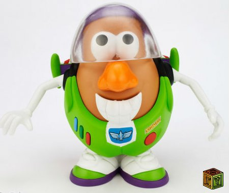 Конструктор из картошки от Playskoo