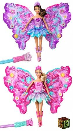 Barbie как Winx