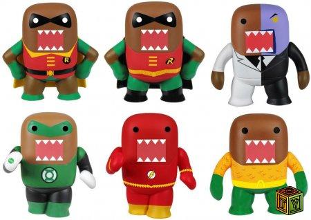 Новые игрушки Домо-кун