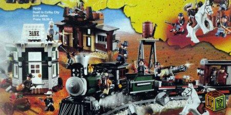 Одинокий рейнджер LEGO