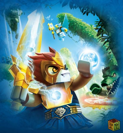 LEGO Легенды Чима