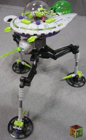 Lego Alien Conquest Toy Fair 2013