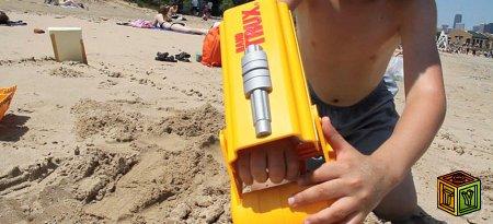 Новая лопатка для песочницы