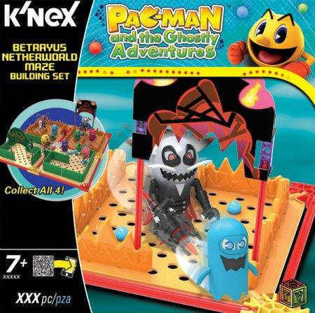 Pac-Man в игрушках