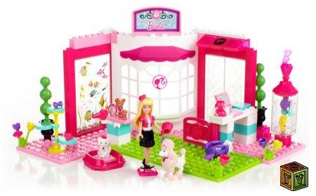 Конструктор Mega Bloks Barbie