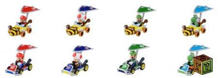 Игрушки Mario Kart 7