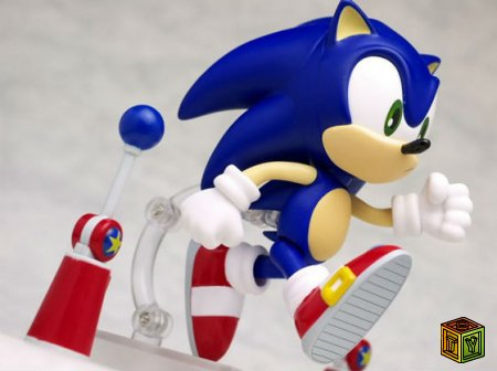 Игрушки Sonic