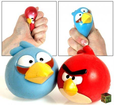 Mashems Angry Birds