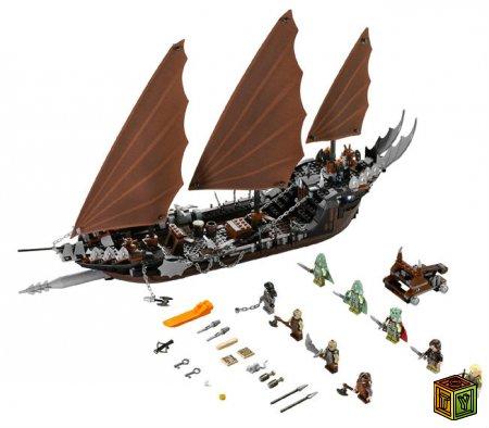 Новые наборы Lego The Lord Of The Rings