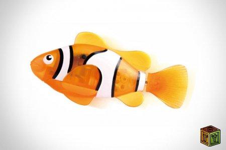 Робот рыба Robo Fish