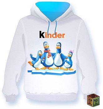 Акция от Kinder Пингви