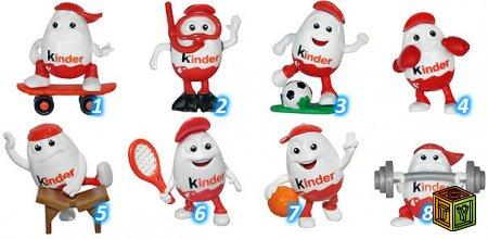 Kinderino Sport (Киндер Спорт)