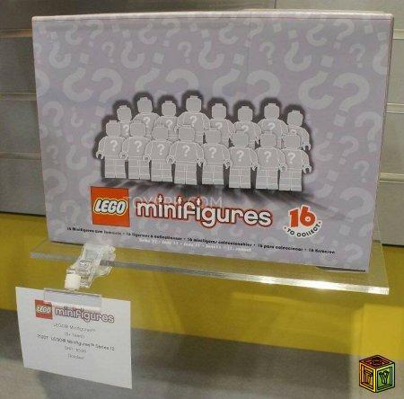 LEGO Minifigures 12 сезон