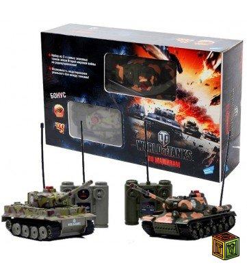 """Игровой набор """"Танковое сражение"""""""