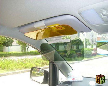 Солнцезащитный авто козырек антибли
